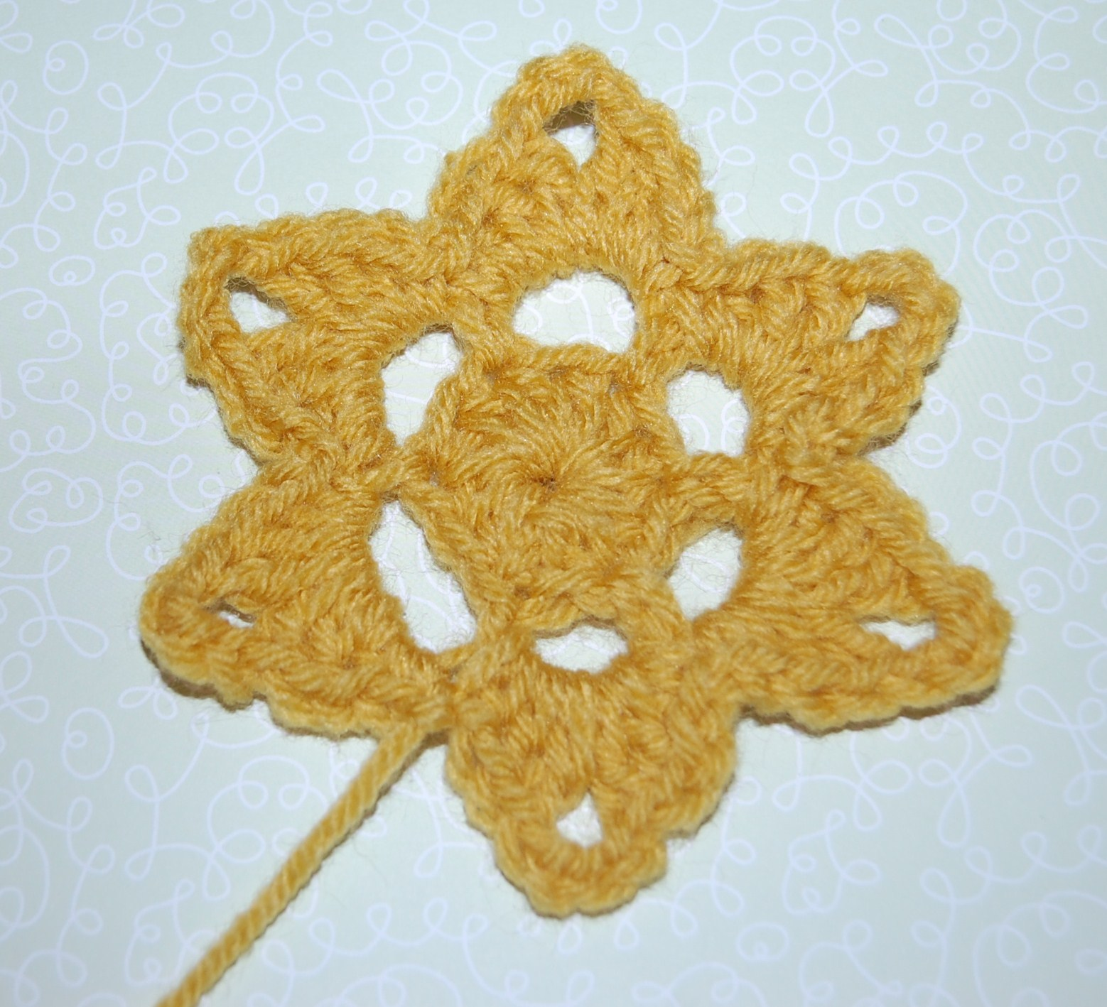 Double Ended Hook Stitches (101) - Crochet Pattern